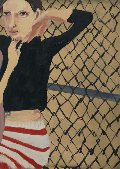 Chantal Joffe, 'Untitled', 2001