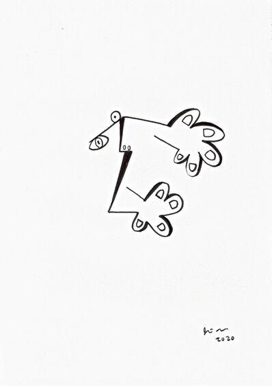 Joji Nakamura, 'drawing L#13', 2020