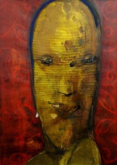 Adel El Siwi, 'Face', 2018