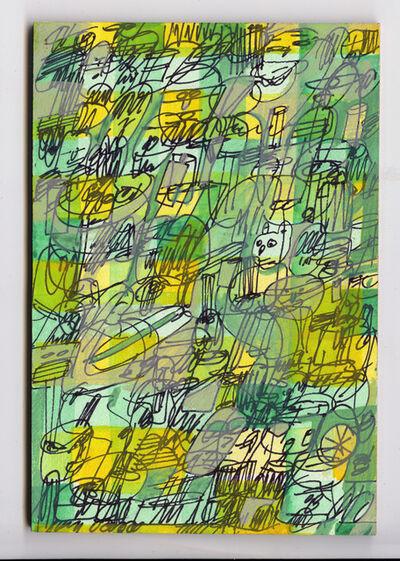 Sandra Wang and Crockett Bodelson SCUBA, 'Cooking Patterns', 2017