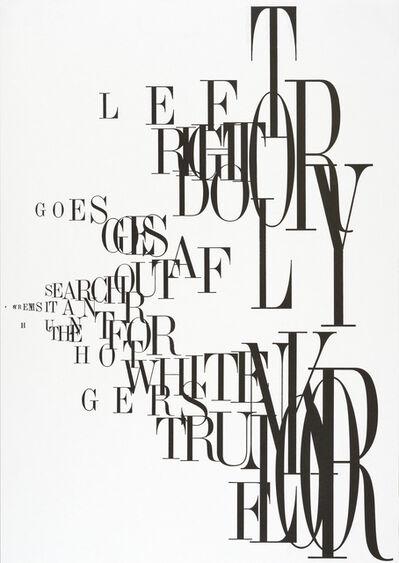 Janice Kerbel, 'Blast', 2014