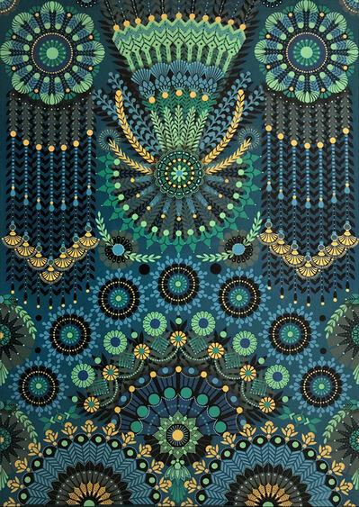 Koralie, 'Kaleidoscopic Nature #15', 2018