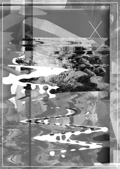 Ewa Doroszenko, 'Immaterial urban space II', 2014