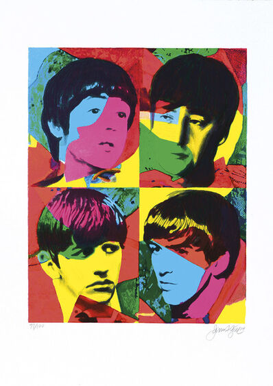 James Gill, 'Young Beatles... Beautiful Magic', 2014