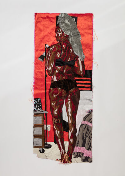 Billie Zangewa, 'MORNING GLORY', 2017