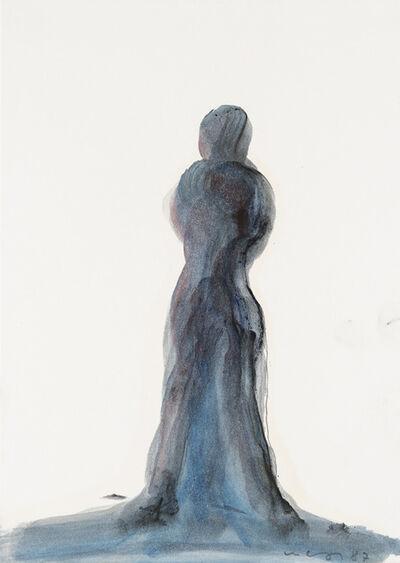 Michael Croissant, 'Figure standing', 1987