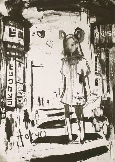 Antony Micallef, 'Girl Tokyo', 2005