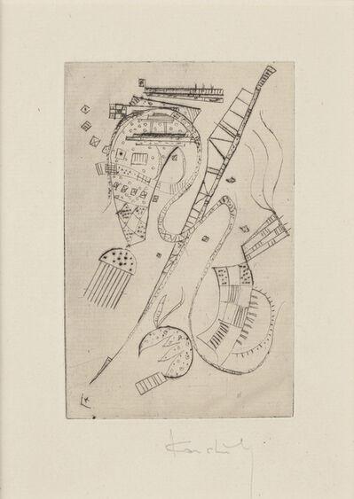 Wassily Kandinsky, 'Radierung für Stephen Spender, from Fraternity', 1939
