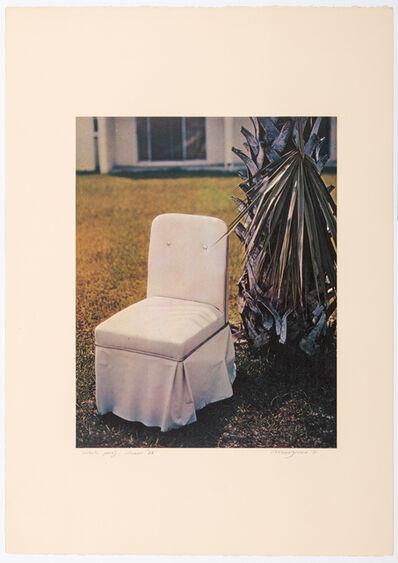 Allen Jones, 'Florida Suite – Chair (A) ', 1968