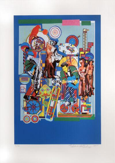 Eduardo Paolozzi, 'Jazz ', 1995