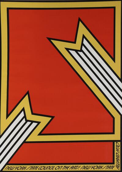 Nicholas Krushenick, 'New York State Council of the Arts: New York State Award ', 1970