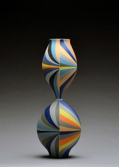 Peter Pincus, 'Enclosed Vase Form #7', 2015