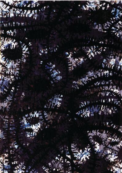 Gunter Damisch, 'Untitled (Serie Verschlingungen)', 1998-2002