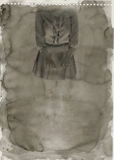 Johan Barrios, 'Lo efímero II', 2015
