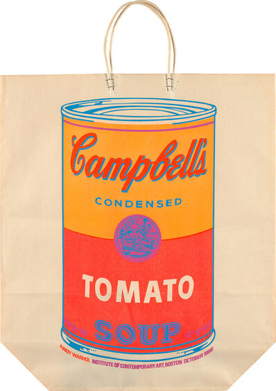 Andy Warhol, 'Campbell's Soup Can (Tomato)', 1964