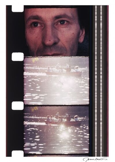 Jonas Mekas, 'Selfportrait, Central Park, New York (1967)', 2015