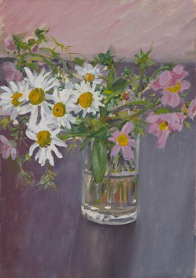 Jane Freilicher, 'Still Life with Daisies', 1985