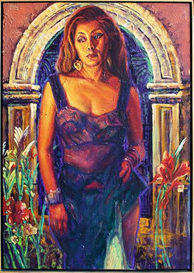 Eloy Torrez, 'Margarita as a New Madonna', 1988