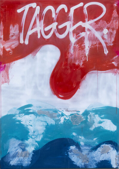 Thierry Furger, 'TAGGER', 2019