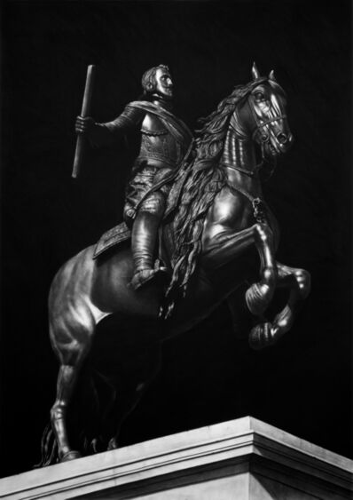 Kepa Garraza, 'Phillip IV of Spain', 2016