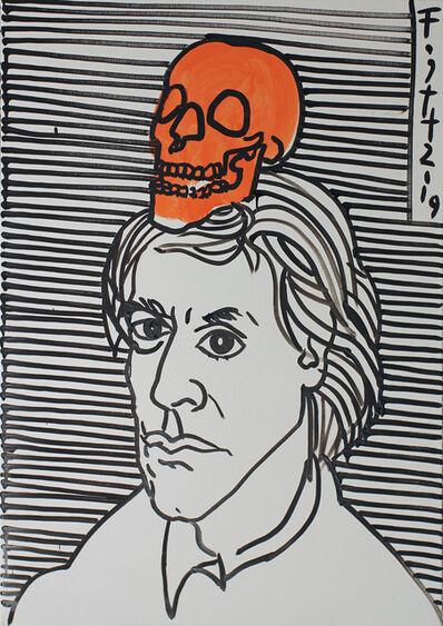 Andrzej Fogtt, 'Andy Warhol', 2019