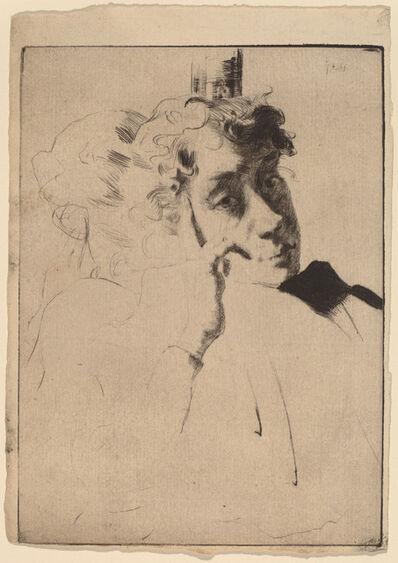 Julian Alden Weir, 'Reflections', 1885/1893