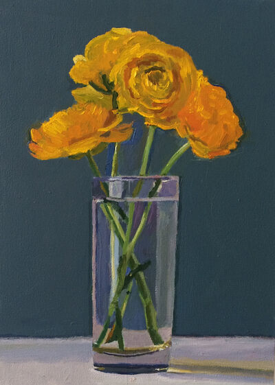 Dan McCleary, 'Yellow Flowers', 2018