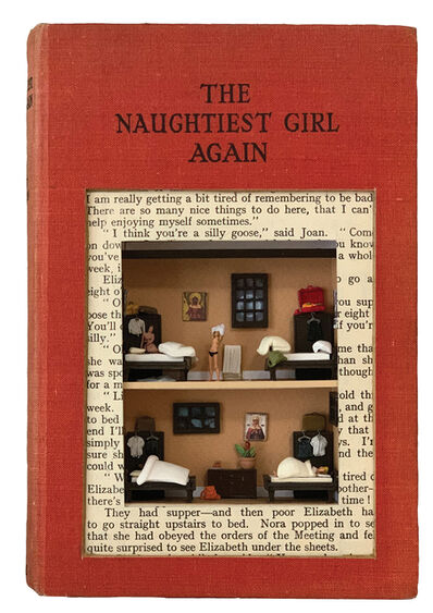 laura beaumont, 'The Naughtiest Girl Again', 2019