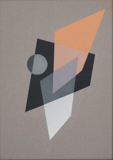 Charles Green Shaw, 'Light Progressions (Study for Plastic Polygon)', 1938