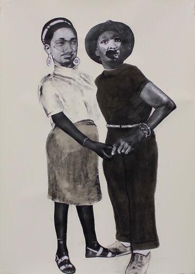 Neo Matloga, 'Thabiso le Tshepiso', 2018
