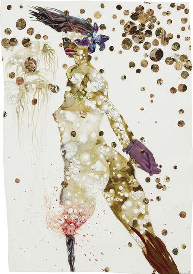 Wangechi Mutu, 'I Have Peg Leg Nightmares', 2003