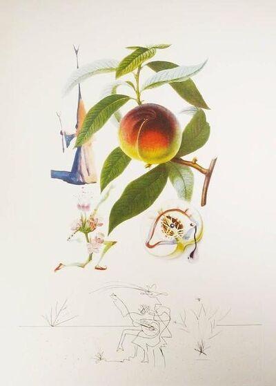Salvador Dalí, 'Flordali - Pêcher Pénitent', 1969