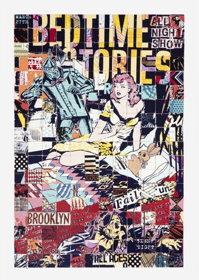 FAILE, 'BROOKLYN BEDTIME STORIES', 2011