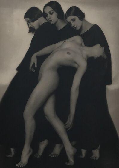 Rudolf Koppitz, 'Movement Study, Vienna', 1925