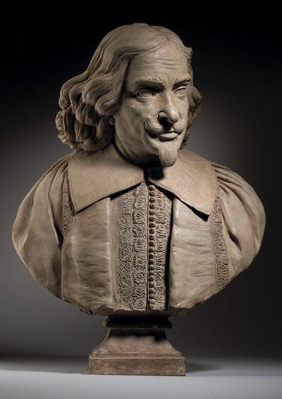 Servatius (Servaes) Cardon, 'Portrait of a Gentleman  ', Early 17th century