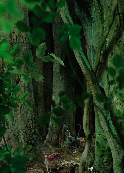 Ruud Van Empel, 'Study in Green 14', 2003