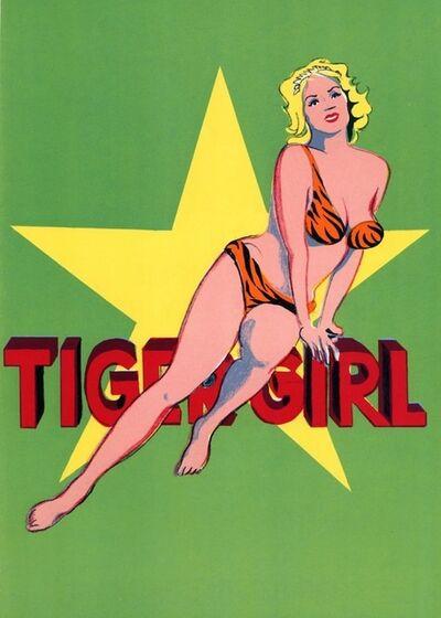 Mel Ramos, 'Tiger Girl', 1963-1964