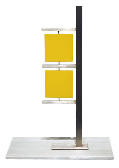 Roger Phillips, '2 Squares Vertically', 2002