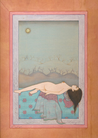 Hiba Schahbaz, 'Night', 2020