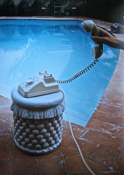 Robert Doisneau, 'Telephone Call, Palm Springs', 1960