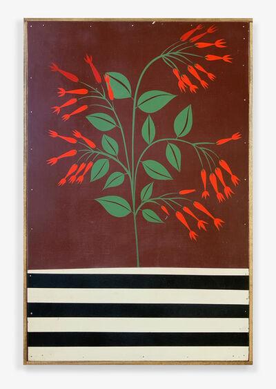 Clare E. Rojas, 'Fuchsia', 2020