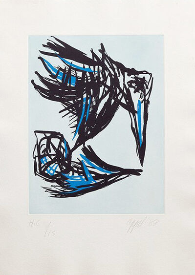 Karel Appel, 'Los Pájaros', 1972