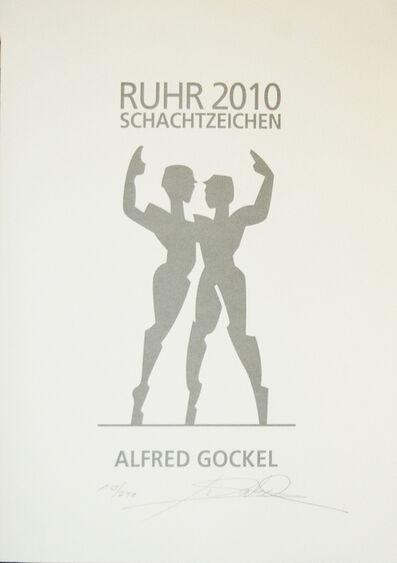 Alfred Gockel, 'Coal Mine Suite (Cover)', 2010