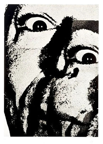 Antonio Saura, 'Moi, Planche 7', 1976