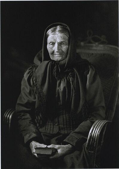 August Sander, 'Farm woman', 1912