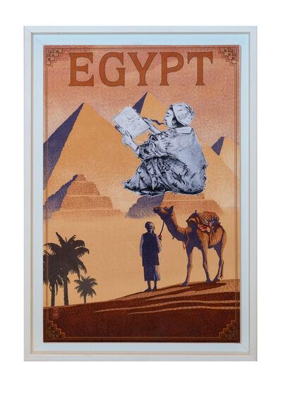 Alyazia Bint Nahyan, 'Bon Voyage - Egypt', 2017