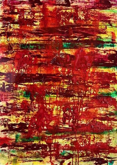 Attila Konnyu, 'Power', 2007