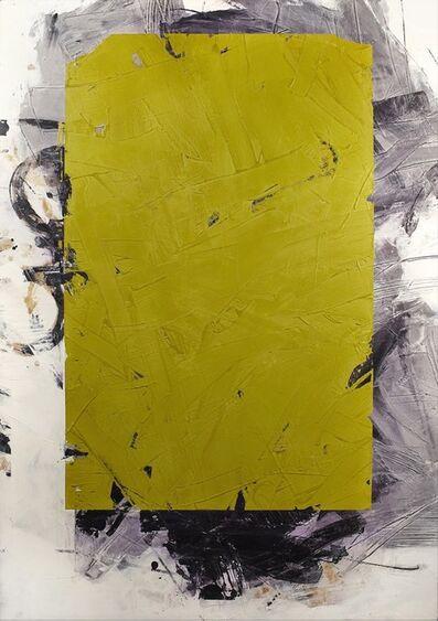 Ivo Stoyanov, 'Yellow #18', 2015