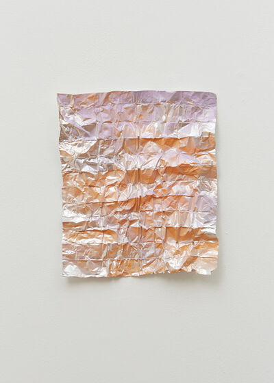 Rana Begum, 'No. 927 Folded Grid', 2019