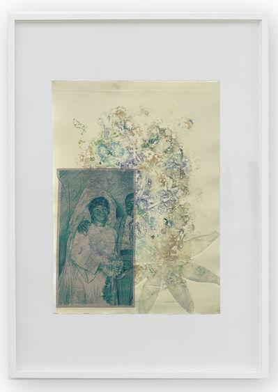 Nikkolos Mohammed, 'Bouquet Hoops 8', 2020